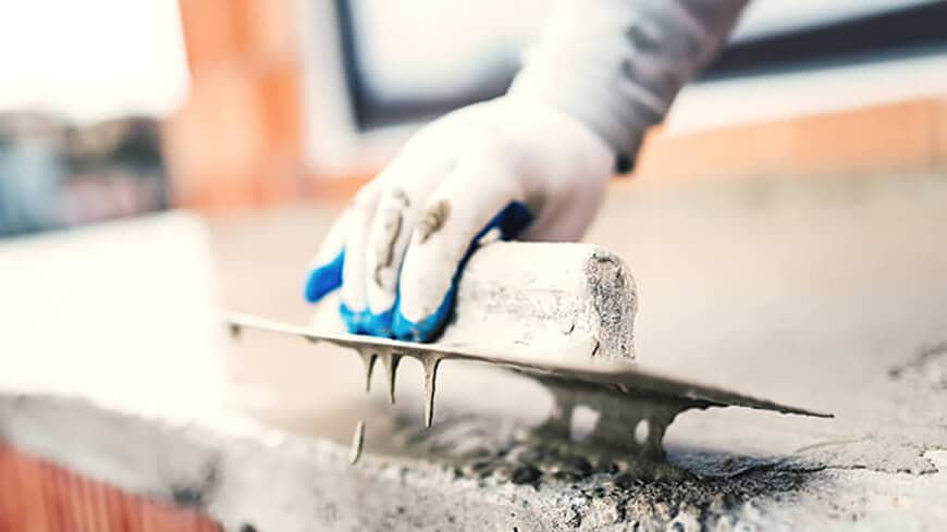 How To Permanently Repair Cracks And Surface Imperfections In Concrete