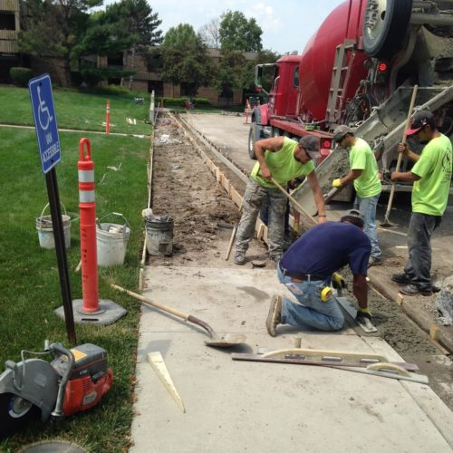 About k&e flatwork 4 commercial concrete contractor in kansas city | k&e flatwork