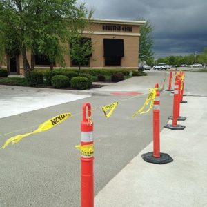 Concrete Pavement Project In Kansas City