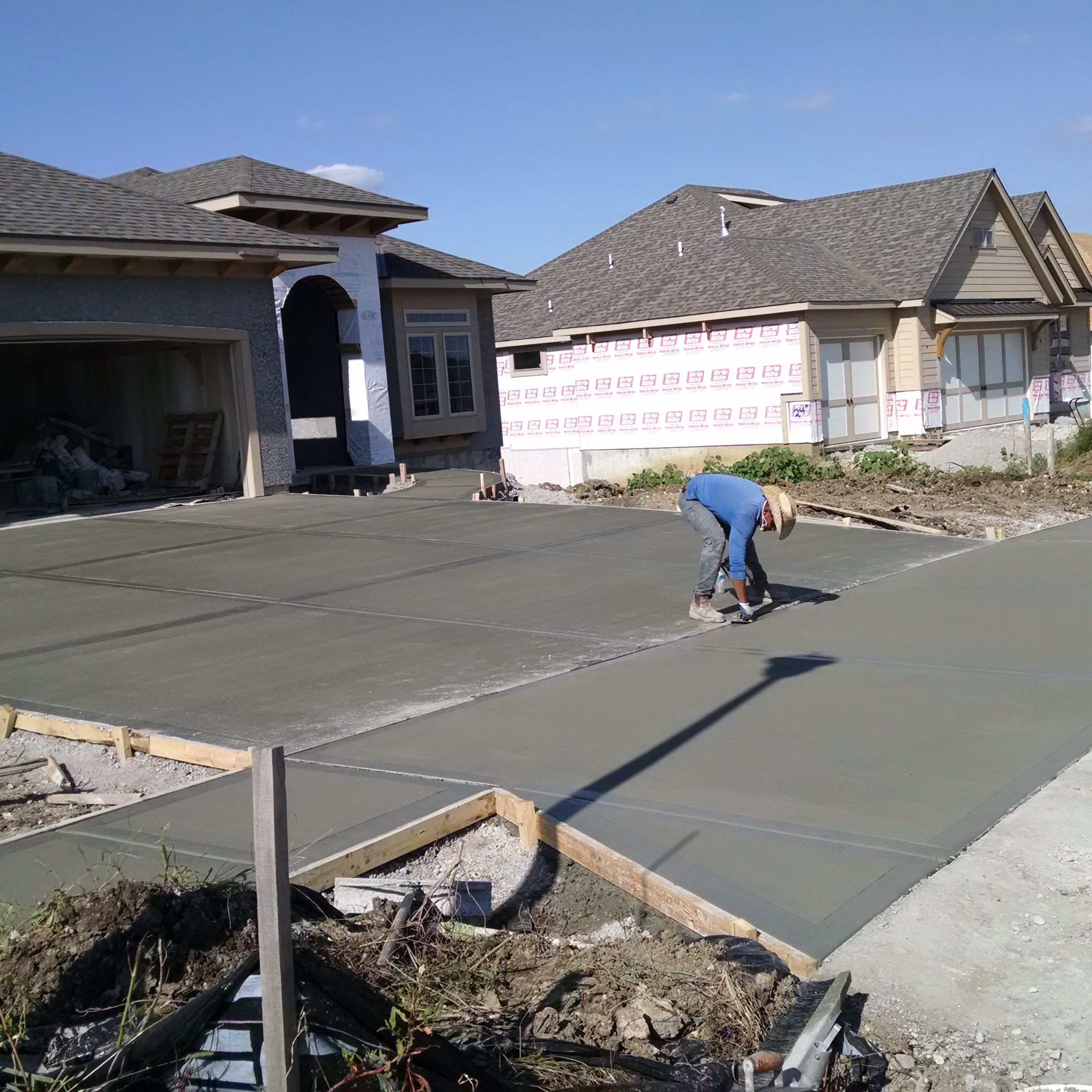 Concrete Driveway Repair And Replacement K Amp E Flatwork