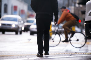 pedestrian-cyclist